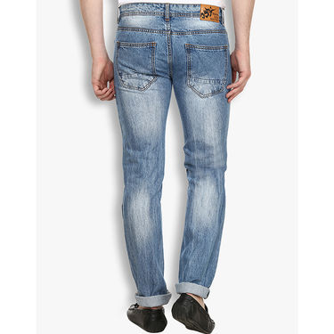 Pack of 2 Stylox Cotton Jeans_600472 - Blue