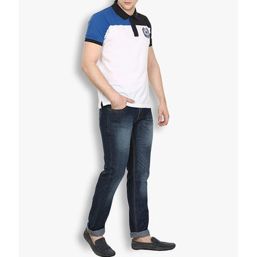 Pack of 2 Stylox Cotton Jeans_600582 - Blue
