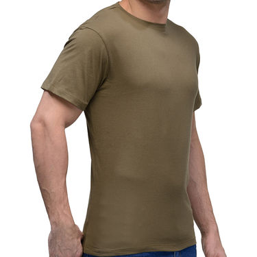 Rico Sordi 100% Cotton Tshirt For Men_Rnt013 - Brown