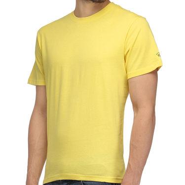Rico Sordi 100% Cotton Tshirt For Men_Rnt017 - Yellow