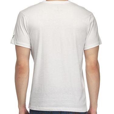 Rico Sordi 100% Cotton Tshirt For Men_Rnt020 - White