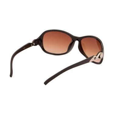 Adine Oval Plastic Women Sunglasses_Rs10