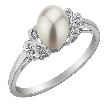 Ag Real Diamond Priyanka Ring_ AGSR0273