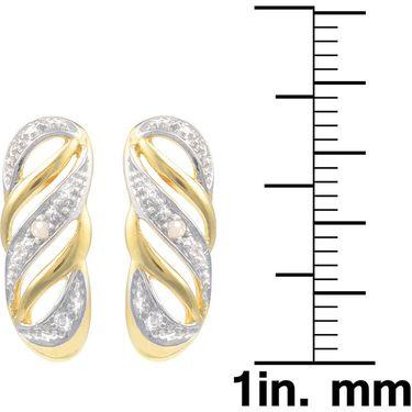 Ag Real Diamond  Sonal Earring_ AGSE0224