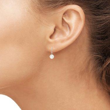Kiara Swarovski Signity Sterling Silver Katrina Earring_KIE0512
