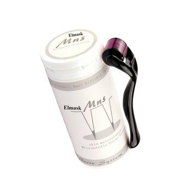 Elmask MNS Derma Roller 540 Titanium Needles Microneedle Skin Nurse System 1.5mm