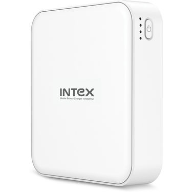 Intex NA IT-PB10 10400 mAh - White