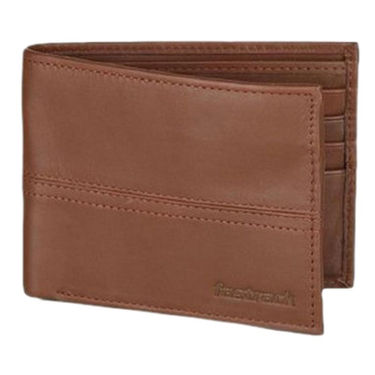 Fastrack Leather Wallets For Men_C0327lbr03 - Brown