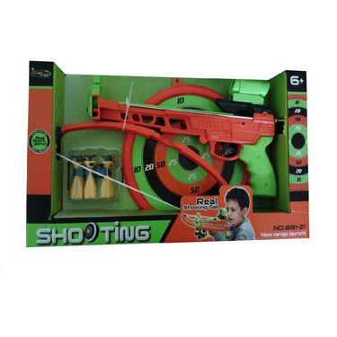 Kids Crossbow Shooting Gun Toy