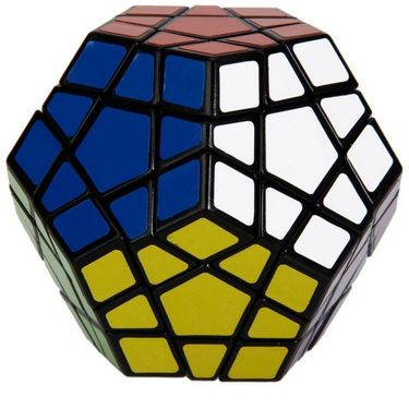 Magic Puzzle Cube Brain Teaser Megaminx Cube Training Magnetic Ball