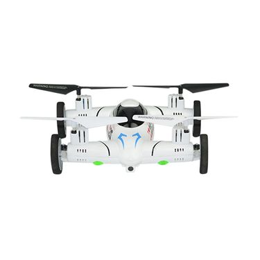 2 in 1 Space Explorer 4 Ch Air & Ground Explorer RC Drone