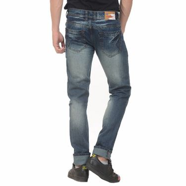 Pack of 2 Forest Plain Slim Fit Jeans_Jnfrt25 - Blue