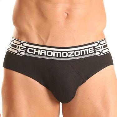 Pack of 3 Chromozome Regular Fit Briefs For Men_10096 - Multicolor