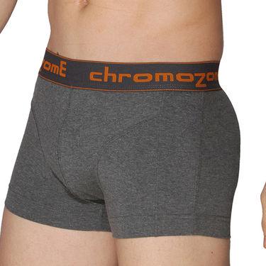 Pack of 3 Chromozome Regular Fit Trunks For Men_10222 - Multicolor