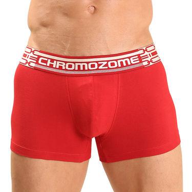 Pack of 3 Chromozome Regular Fit Trunks For Men_10244 - Multicolor