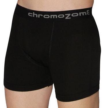 Pack of 3 Chromozome Regular Fit Trunks For Men_10360 - Multicolor