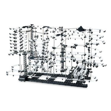 SpaceRail Marble 26000 mm Long Roller Coaster with Steel Balls - 231-4 Radium