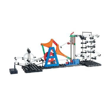 SpaceRail Marble 8100 mm Long Roller Coaster with Steel Balls - 232-Level 3