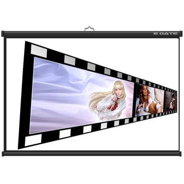 EGATE Universal Projector Screen  8 X 6 Feet