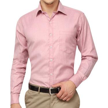 Copperline 100% Cotton Shirt For Men_CPL1178 - Pink