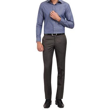 Copperline 100% Cotton Shirt For Men_CPL1208 - Blue