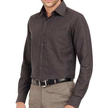 Copperline 100% Cotton Shirt For Men_CPL1213 - Grey