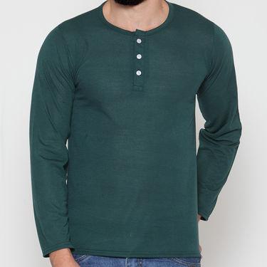 Rico Sordi Full Sleeves Cotton Tshirt_Rsh02 - Green