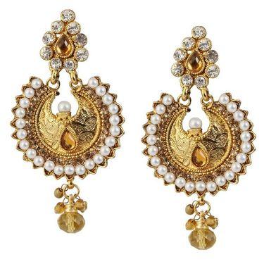 Kriaa Pearl Earrings _1303788