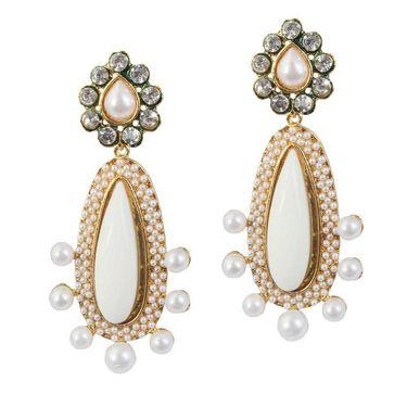 Kriaa Pearl Earrings _1303794