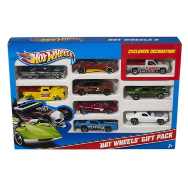 Mattel HotWheels 9 Car Multipack