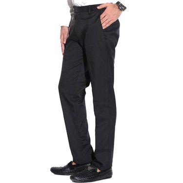Pack of 2 Fizzaro Cotton Trouser_Ft102103 - Grey & Black