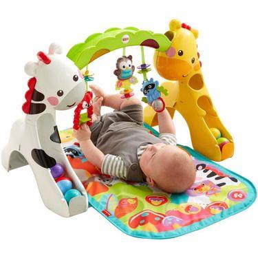 Mattel Fisher Price Newborn-to-Toddler Play Gym