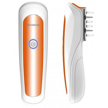 Laser iComb for Stimulating Hair Growth (Genetic Hair Loss)