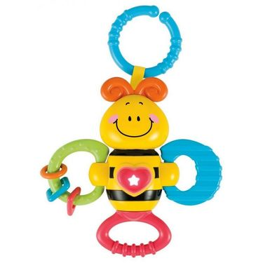 Winfun Light Up Twisty Rattle-Bees-0625-Nl