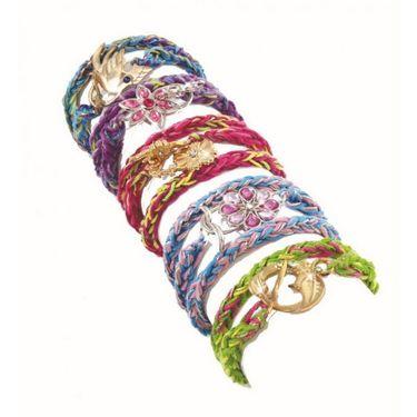 Style Me Up Easy Knit Bracelets - Multi Color (628845008687)
