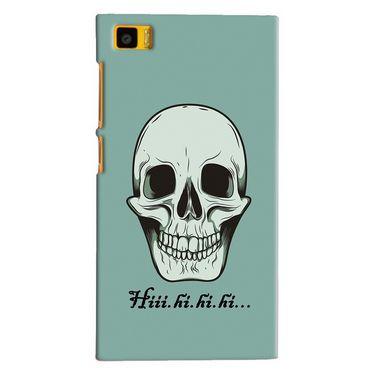 Snooky Digital Print Hard Back Case Cover For Xiaomi Mi3 Td11969