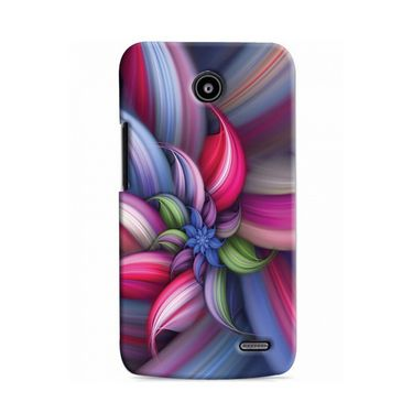 Snooky Digital Print Hard Back Case Cover For Lenovo A820 Td12102