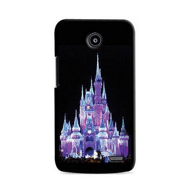 Snooky Digital Print Hard Back Case Cover For Lenovo A820 Td12448