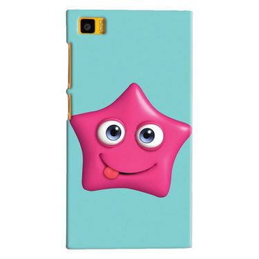 Snooky Digital Print Hard Back Case Cover For Xiaomi Mi3 Td12516