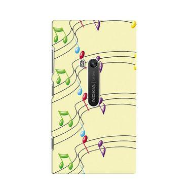 Snooky Digital Print Hard Back Case Cover For Nokia Lumia 920 Td12642