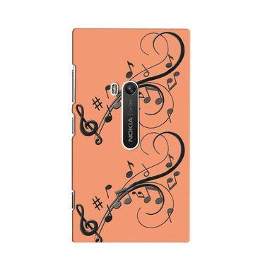 Snooky Digital Print Hard Back Case Cover For Nokia Lumia 920 Td12643