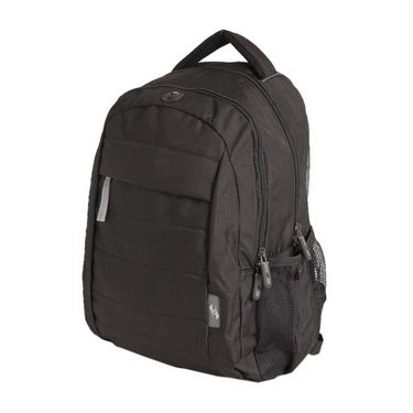 American Tourister Polyester Backpack At26 -Black