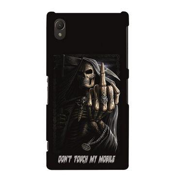 Snooky Digital Print Hard Back Cover For Sony Xperia Z2  Td11795
