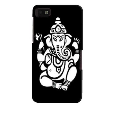 Snooky Digital Print Hard Back Case Cover For Blackberry Z10 Td12380