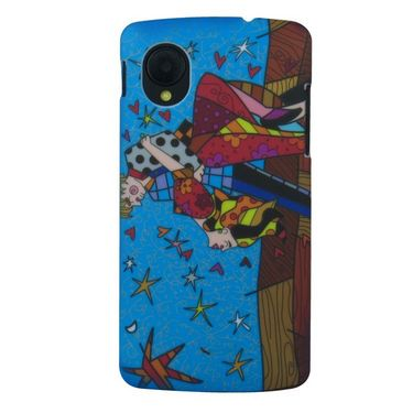 Snooky Designer Hard Back Case Cover For Lg Google Nexus 5 Td13022
