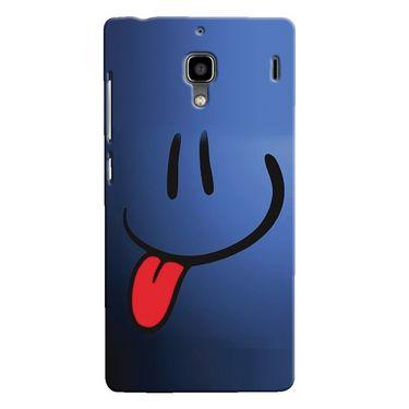 Snooky Digital Print Hard Back Case Cover For Xiaomi Redmi 1s Td13077