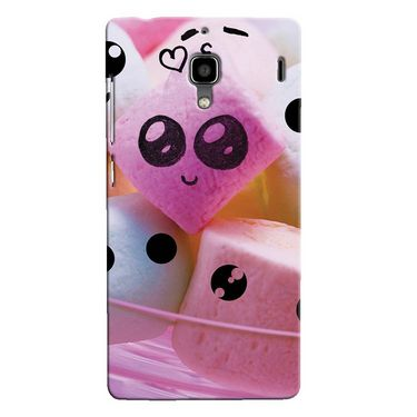 Snooky Digital Print Hard Back Case Cover For Xiaomi Redmi 1s Td13119
