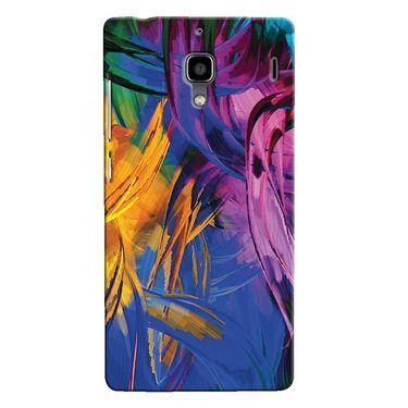 Snooky Digital Print Hard Back Case Cover For Xiaomi Redmi 1s Td13120