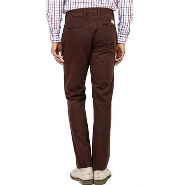 Pack Of 3 Cotton Lycra Slim Fit Chinos-UB-14