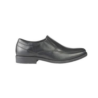 Delize Leather Formal Shoes 8064-Black